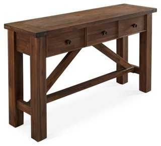 Kirk Console Table - One Kings Lane