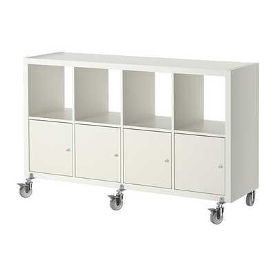 KALLAX Shelf unit, White - Ikea