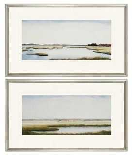 Marshlands I Diptych - One Kings Lane