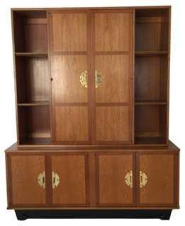 Edward Wormley-Style Cabinet - One Kings Lane