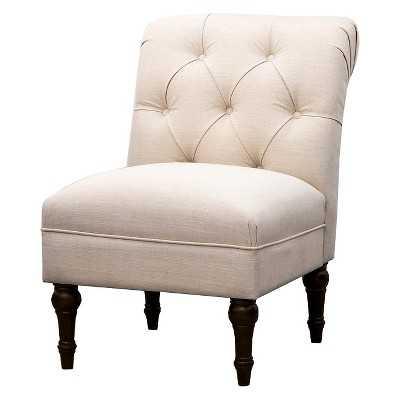 Tufted Back Slipper Chair - Target