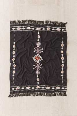 040 Locust Zusso Symbology Throw Blanket - Urban Outfitters