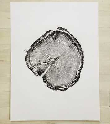 "Old Growth Pine. Original Print - 18""x24"" - Unframed - Etsy"