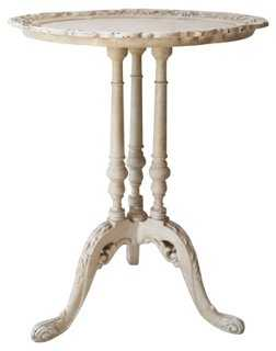 Pie Crust Table - One Kings Lane