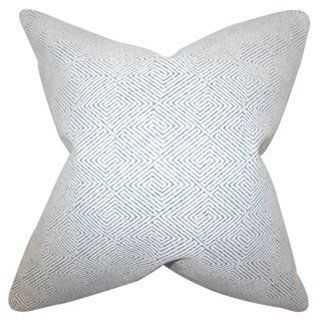 Zif Cotton Pillow - One Kings Lane