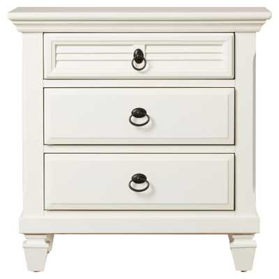 Norfolk Bachelor's 3 Drawer Chest - Wayfair