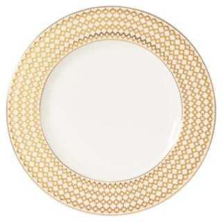 Chantilly Accent Plate - One Kings Lane
