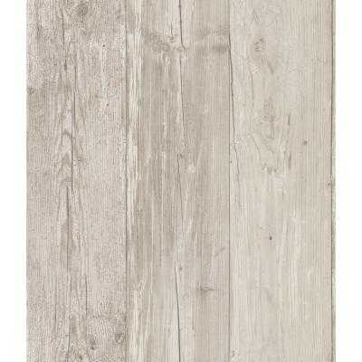 56 sq. ft. wide Wooden Planks Wallpaper - Home Depot