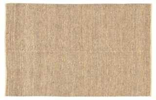 Continental Jute Rug, Beige - One Kings Lane
