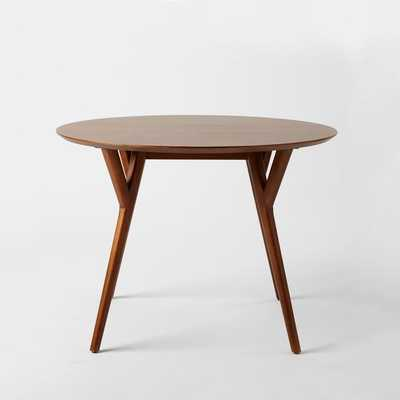 Mid-Century Round Dining Table - West Elm
