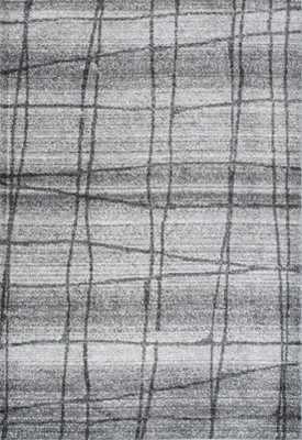 Granite SM03 Chalkboard Checkers Rug - Rugs USA