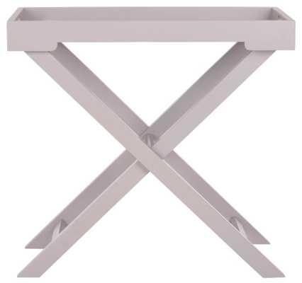 Brice Accent Table - Domino