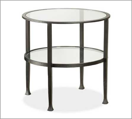 Tanner Round Side Table - Pottery Barn