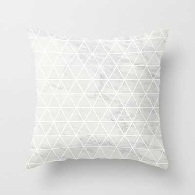 THROW PILLOW WITH PILLOW INSERT - Society6