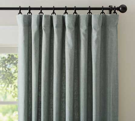 Emery Linen/Cotton Drape - Pottery Barn