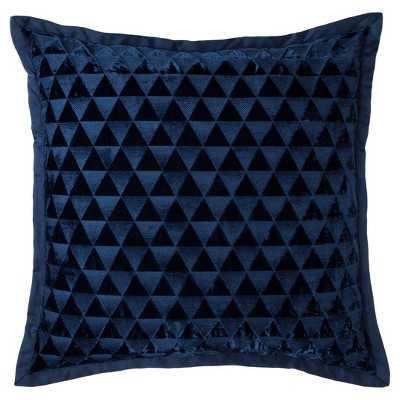 Luxury Velvet Decorative Pillow - Target