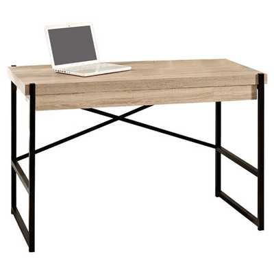 Hancock Computer Desk with Dropfront Laptop Drawer - AllModern