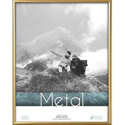 "Metal Matted Photo Frame - 16"" x 20"" - jet.com"