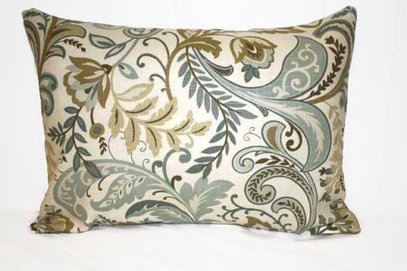 Decorative Lumbar 12x16 Cream Swavelle/Mill Creek n Pillow Cover - Etsy