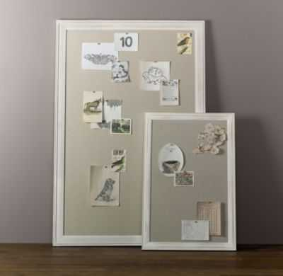 weathered pinboard - large - RH Baby & Child