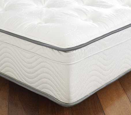 Pottery Barn Kids Collection by Simmons® Plush Euro Top Mattress - Pottery Barn Kids