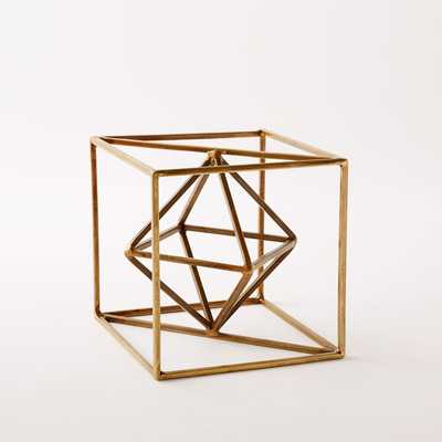 Symmetry Objects - Large Square - West Elm