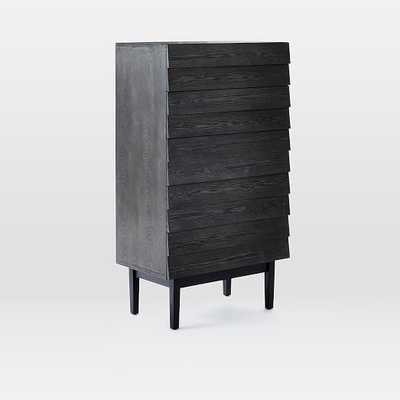 Louvered 5-Drawer Dresser - West Elm