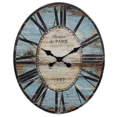 Oversized Wall Clock - Wayfair