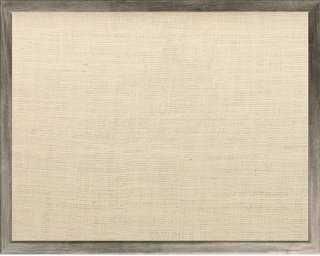 Barnwood Bulletin Board, Gray/Oyster - One Kings Lane