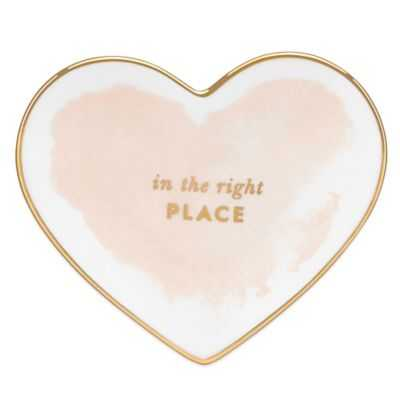 Kate spade new york Posy Court Small Heart Dish - Bed Bath & Beyond