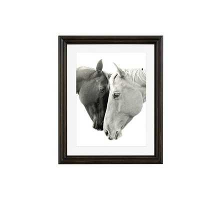 Together - 42x28. Framed Print - Pottery Barn