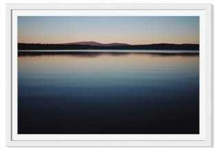 David Keller, Timothy Lake, Sunrise, 24x17/Framed - One Kings Lane