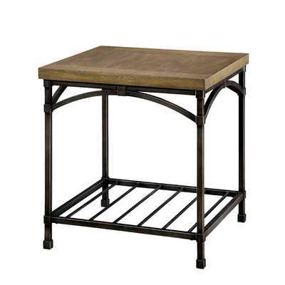 Missone End Table - Wayfair
