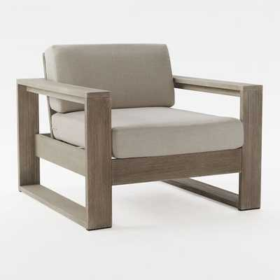 Portside Lounge Chair - West Elm