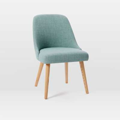 Mid-Century Dining Chair + Sets - Eucalyptus - West Elm