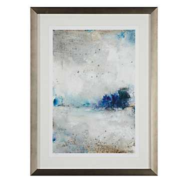 Cool Morning 1 - Limited Edition - 30.75''W x 40.75''H  - Framed - Z Gallerie