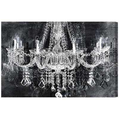 Burst Creative 'Crystal Attraction' Canvas Art - Overstock