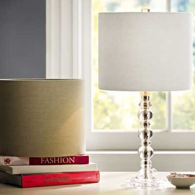 Drum Shade - Pottery Barn Teen
