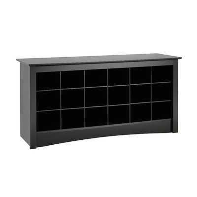 Sonoma Cubbie Storage Bedroom Bench - Wayfair