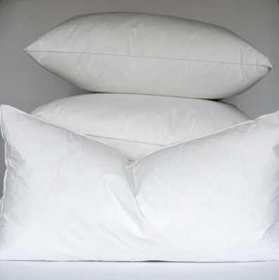 12 x 18 inch lumbar pillow insert - Etsy