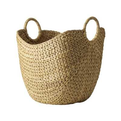 Curved Storage Basket - Large - West Elm