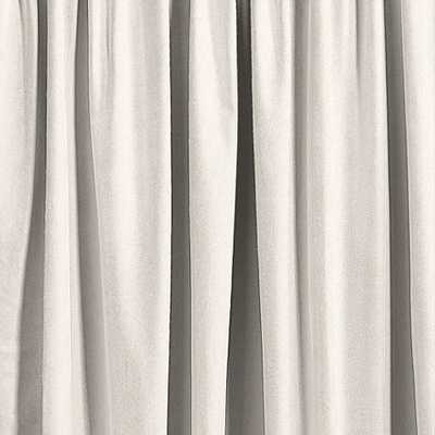 "Ballard Essential Drapery Panel - Off White Twill -  108""L - Ballard Designs"