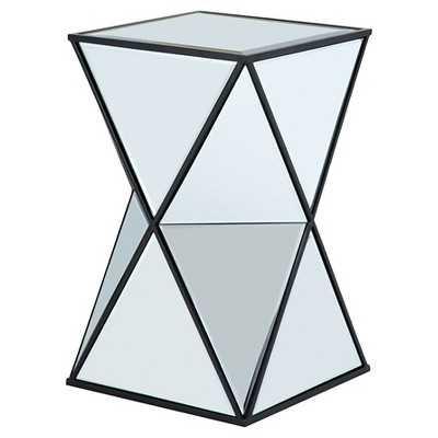 Nixon Angular Mirror Accent Table - Target