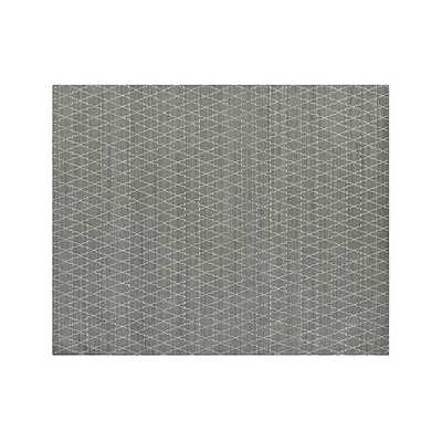 Tochi Grey 8'x10' Rug - Crate and Barrel
