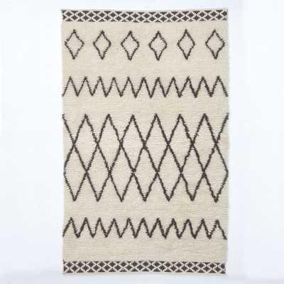 Kasbah Wool Rug - 9'x12' - West Elm