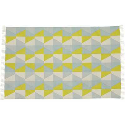 Fresco indoor-outdoor rug 5'x8' - CB2