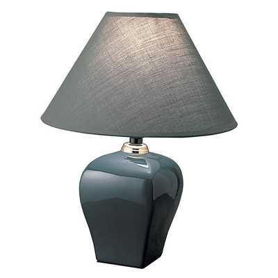 "Keriell Meinhardt 15"" H Table Lamp with Empire Shade - Wayfair"