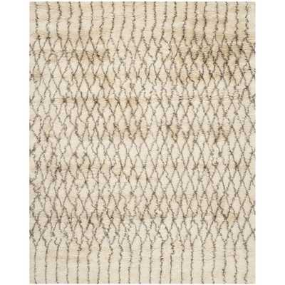 "Casablanca Tan / Brown Area Rug-8"" x 10"" - Wayfair"