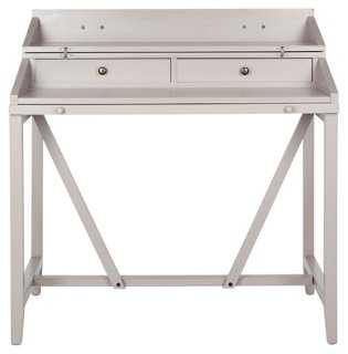 "Elgin 41"" Pullout Writing Desk - One Kings Lane"