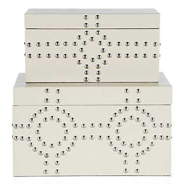 Bodega Storage Boxes - Z Gallerie